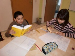 Unsere Nachhilfeschüler